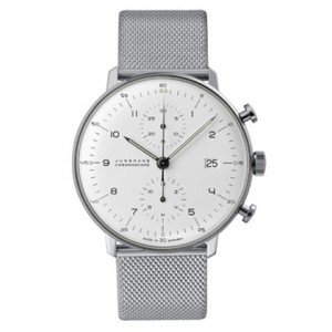 Reloj Junghans Max Bill Chronoscope